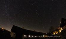 Stjernespækket aften