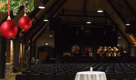 Gram Kirkes Julegudstjeneste kl. 14