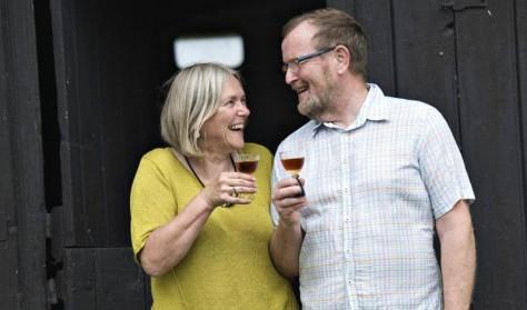 Smag på nordens vin 23. maj - mjødsmagning og rundvisning på Snoremark