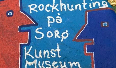 Rockhunting i Sorø: Stenmaler Workshop inspireret af Albert Mertz