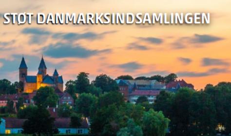 KØB BILLET OG STØT DANMARKSINDSAMLINGEN DEN 6 FEBRUAR 2021