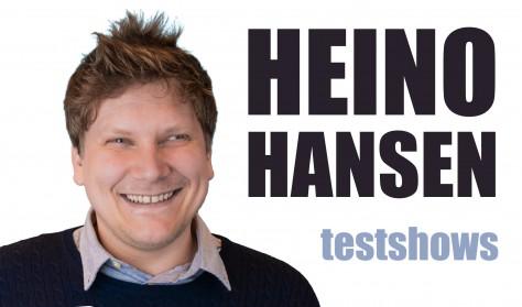 Heino Hansen - TESTSHOW