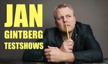 Jan Gintberg - TESTSHOW (SCENE1)
