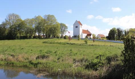Kirke, kunst og landskab - Hørve og Asnæs kirker