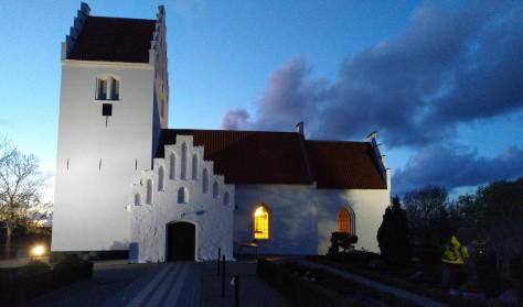 Kirke, kunst og landskab - Nr. Asmindrup og Egebjerg