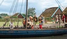 Entré & gådejagt / Eintritt - Bork Vikingehavn