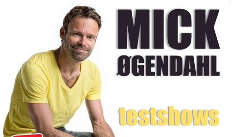 Mick og venner - TESTSHOW (SCENE2)