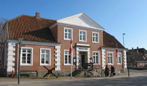 Entré / Eintritt - Ringkøbing Museum