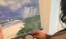 Sommerferieaktivitet - Kunstner for en dag Gratis kunstworkshop for børn og unge