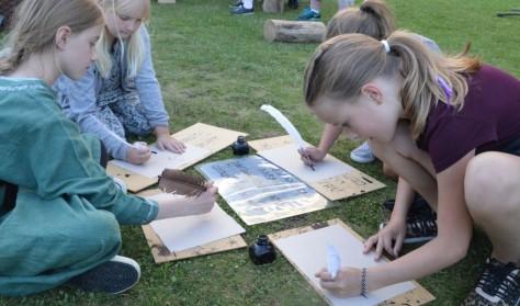 Sommerferieaktiviteter - Ridderskole på Kalundborg Museum