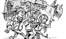 Sommerferieaktivitet - på Sorø Museum: Byvandring i børnehøjde