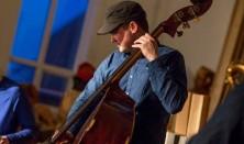 Drømmekvartet spiller sublim jazz i Akademihaven
