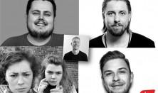SOMMER-TESTSHOWS - Oliver Stanescu, Phillip Devantier, Anders Nielsen og Tine Marie