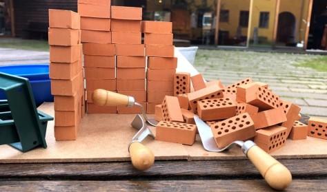 FOR BØRN: Åbent byggelaboratorium