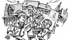 Byvandring  i Slagelse – det er for børn (og deres voksne)