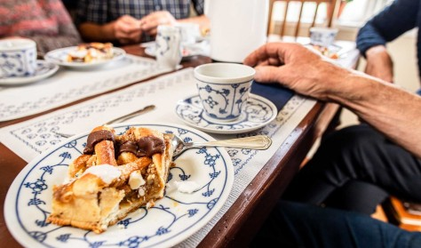 Kagebord / Kuchenbüfett - Fahl Kro