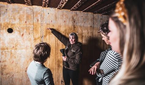 Bunkertour in Ringkøbing (Deutsch)