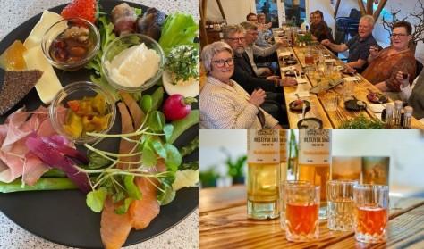 Lokale retter og likør hos Westjysk Smag