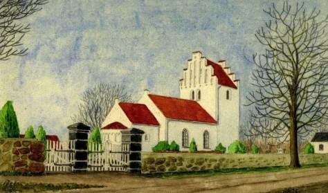 Hømb Kirkes overgang til selveje