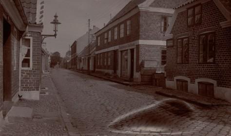 Ghostwalk i Ringkøbing