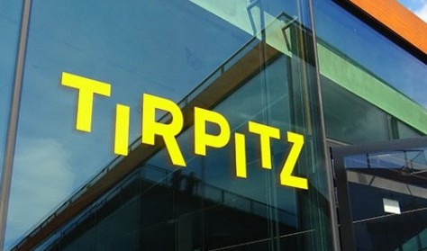 Entré // Eintritt - Tirpitz