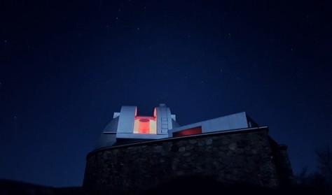G-Astronomisk aften på Brorfelde