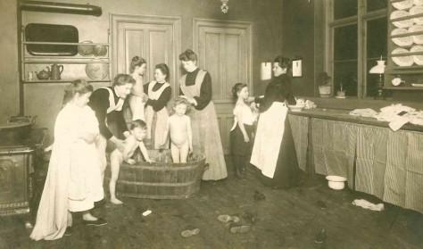 Salon om renlighed